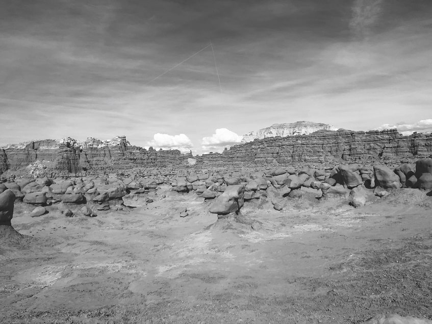 Goblins at Goblin Valley State Park