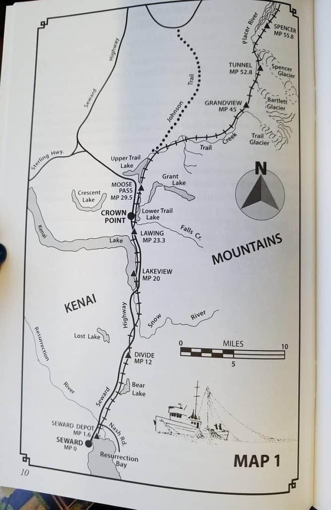 The Coastal Classic route