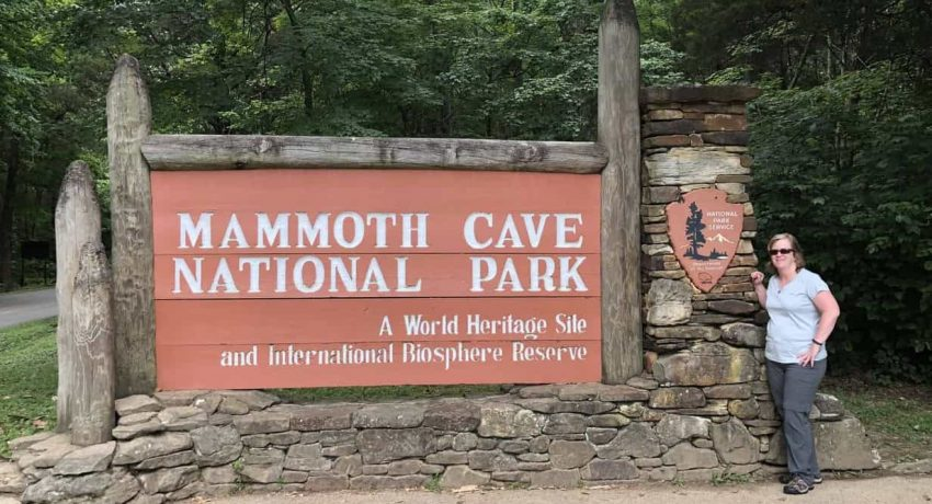 Welcome to Mammoth Cave