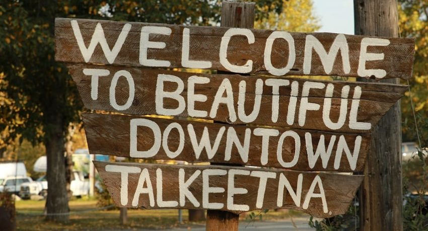 Welcome to Talkeetna